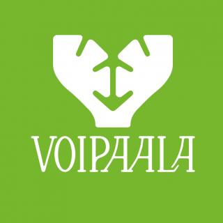 Voipaalan taidekeskuksen logo