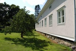 Voipaalan Pytinki-rakennus kesällä
